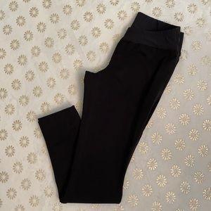 Gap Maternity Really Skinny Black Pant